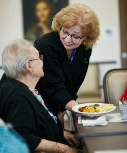 Nutritional counseling and services are benefits of the LIFE program.