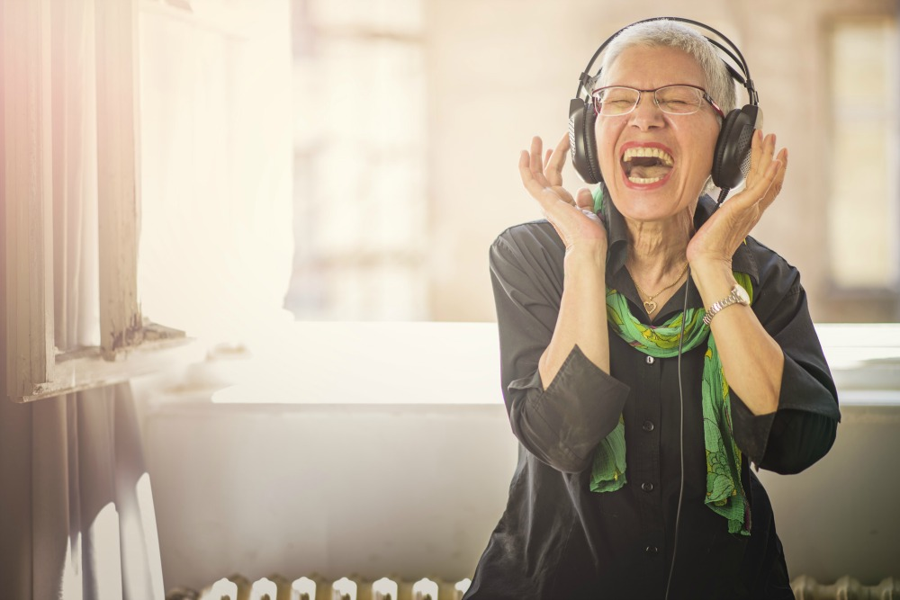 Music holds the power to transform quality of life for seniors.