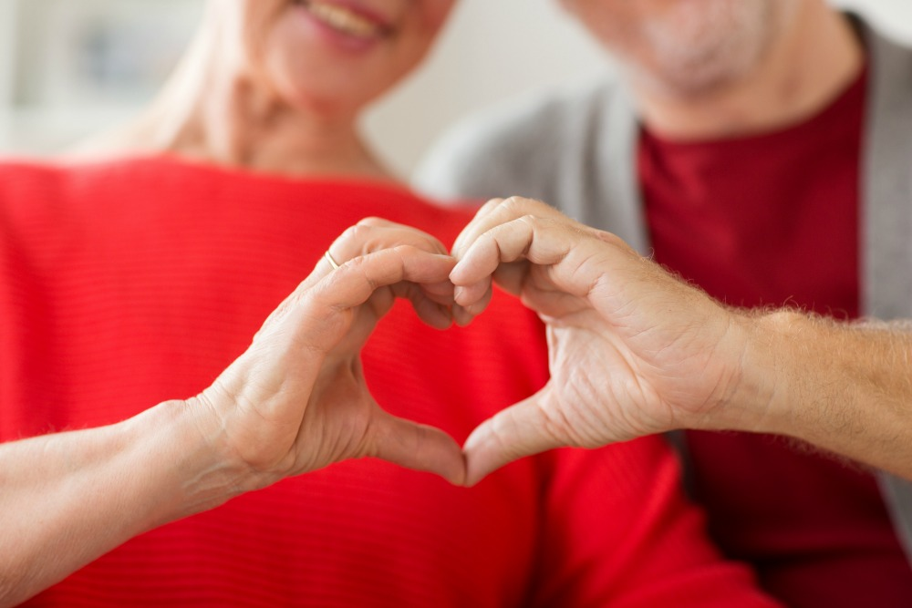 Heart health for seniors requires a comprehensive approach.