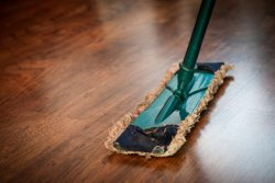 How to spring-clean the house for senior safety.