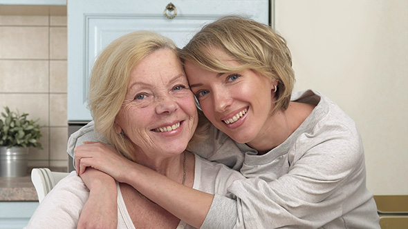 Help for Your Aging Loved One