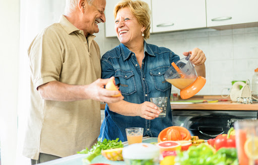 A Healthy Senior Diet and What to Avoid