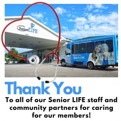 Thank You To Staff and Community