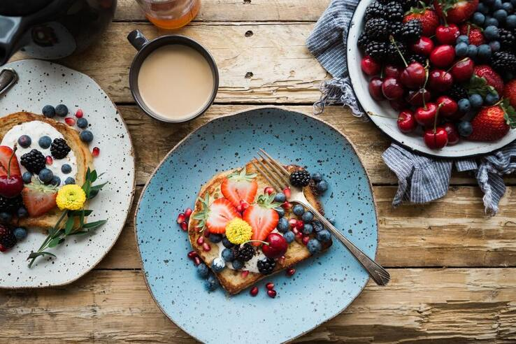 6 Healthy Breakfast Ideas for Seniors